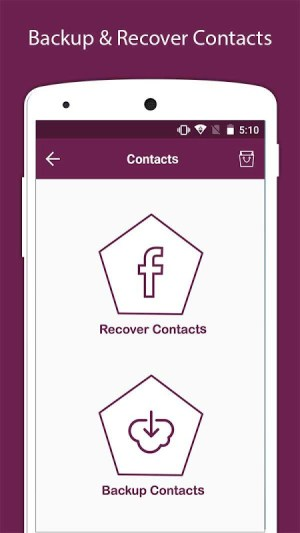 Recover Deleted All Photos, Files And Contacts 3.3 Screen 14