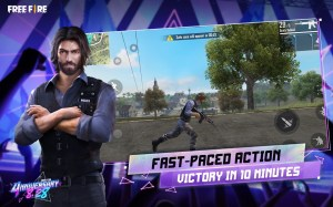 Android Garena Free Fire: 4nniversary Screen 3