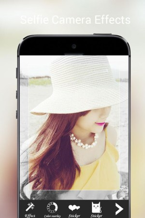 Selfie Camera Effects 1.1 Screen 3