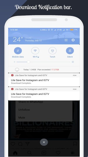 Lite Save for Instagram and IGTV 1.9 Screen 5