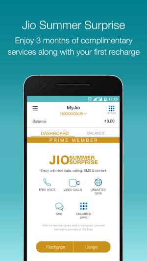 MyJio 3.2.34 Screen 4