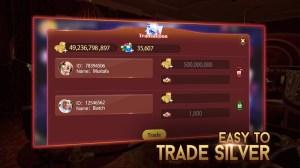 Conquer Silver Club - Free Texas Holdem 1.0.8.2 Screen 1