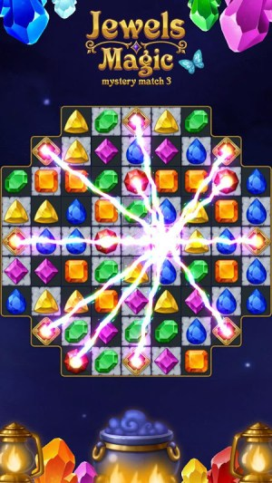 Jewels Magic: Mystery Match3 20.1026.01 Screen 5