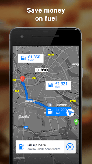 Sygic GPS Navigation & Offline Maps 18.7.12 Screen 11