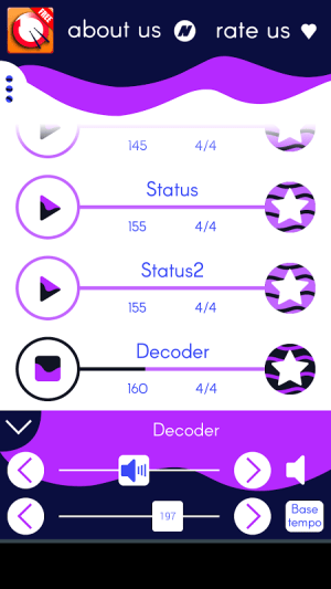 Android Drum Loops - Drum and Bass Beats Screen 3
