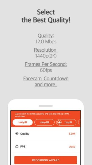 Mobizen : Screen Recorder 3.7.1.8 Screen 10