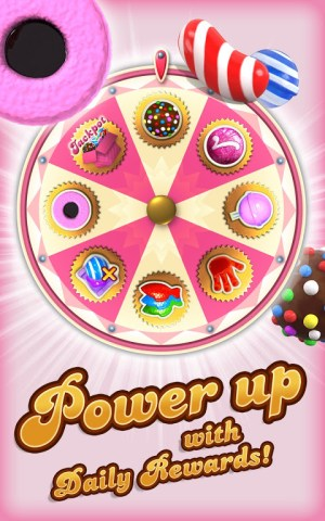 Android Candy Crush Saga Screen 5
