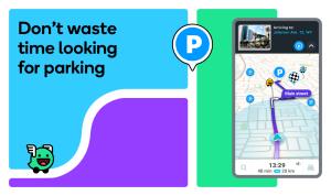Waze - GPS, Maps, Traffic Alerts & Sat Nav 4.69.4.920 Screen 2