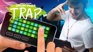 Android Drum Pad TRAP music maker dj Screen 1