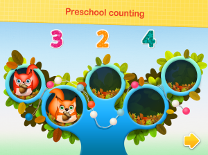 Singapore Math - Preschool Learning Games for Kids 1.2.1 Screen 5