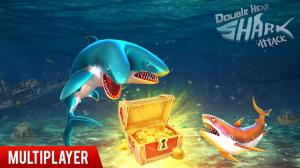 Android Double Head Shark Attack - Multiplayer Screen 2
