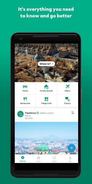 TripAdvisor Hotels Restaurants 30.0 Screen 2