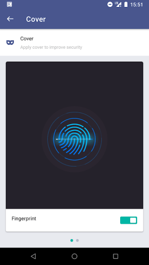 AppLock 2.8.10 Screen 7