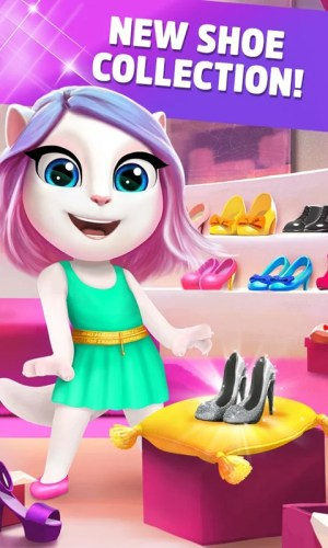 My Talking Angela 3.2.1.53 Screen 2