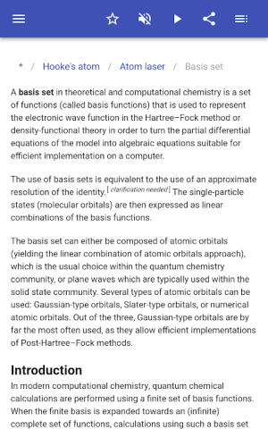 Quantum mechanics 8.5.4 Screen 8