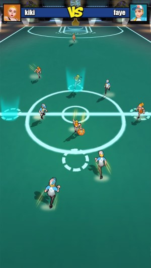 Basketball Strike 3.4 Screen 3