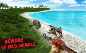 Android Island Is Home 2 Survival Simulator Game Screen 6
