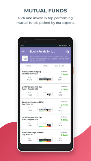 5paisa: Stocks, Share Market Trading App, NSE, BSE 3.0.1 Screen 5