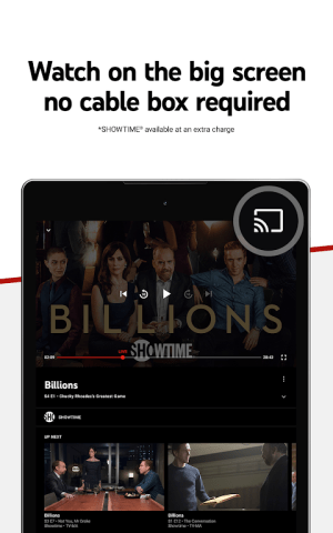 Android YouTube TV - Watch & Record Live TV Screen 1