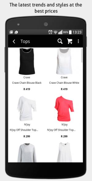 Zando - Fashion Shopping 1.0.6 Screen 2
