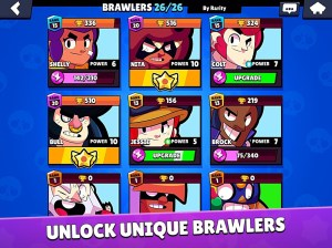 Brawl Stars 19.106 Screen 3