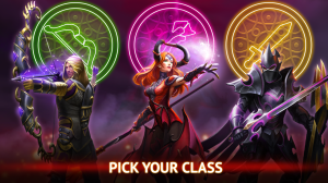 Android Guild of Heroes - fantasy RPG Screen 1