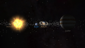 Solar Walk Free - Explore the Universe and Planets 2.5.0.10 Screen 1