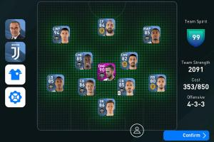 eFootball PES 2020 4.1.0 Screen 9