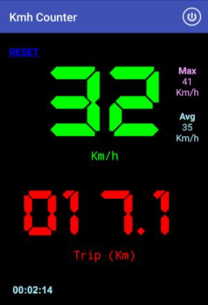 Kmh Counter (Speedometer) 12.16 Screen 5