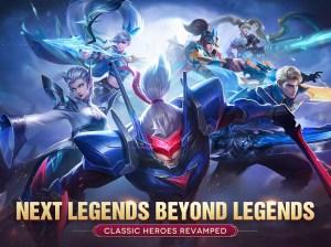 Mobile Legends: Bang Bang 21.5.79.6332 Screen 2