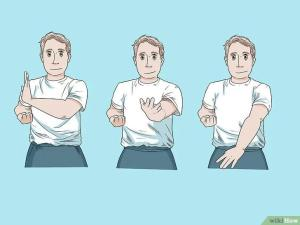 Android Wing Chun Exercises Screen 4