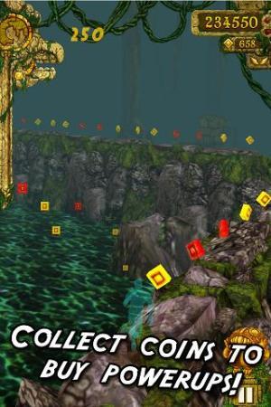 Temple Run 1.15.1 Screen 1