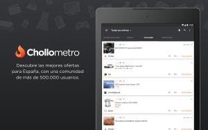 Chollometro – Chollos, ofertas y cosas gratis 5.21.00 Screen 6