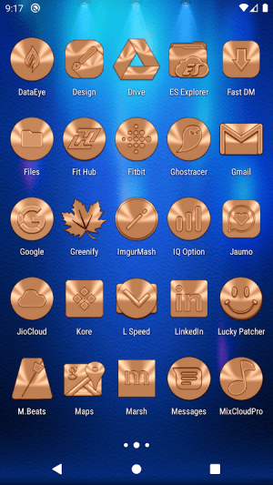 Android Sepia Icon Pack ✨Free✨ Screen 22