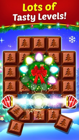 Christmas Cookie - Santa Claus's Match 3 Adventure 3.1.0 Screen 2