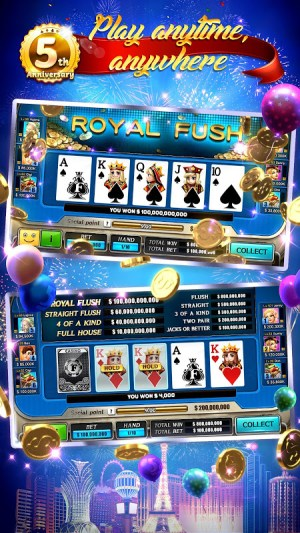 Android Full House Casino - Free Vegas Slots Casino Games Screen 3