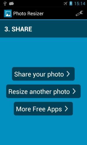 Photo Resizer 1.2.8 Screen 4