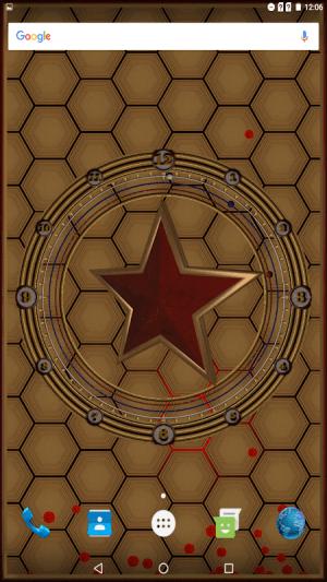 Star Clock Live Wallpaper Pro 1.1 Screen 13