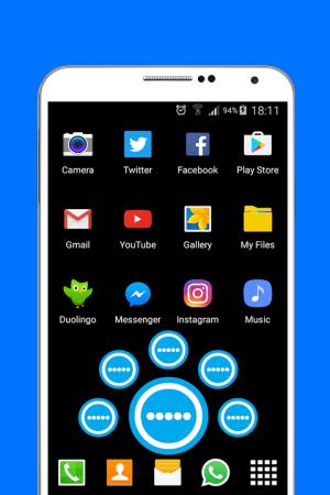 Messenger 1.0 Screen 2