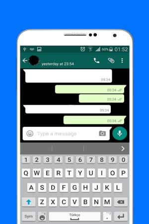 Messenger 1.0 Screen 4