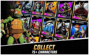 Android Ninja Turtles: Legends Screen 2