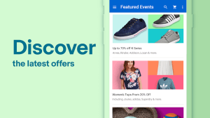 eBay Online Shopping - Buy, sell and save money 5.36.0.20 Screen 2