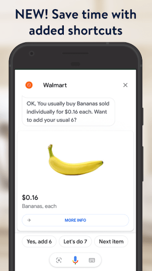 Walmart Grocery 7.11.0 Screen 5