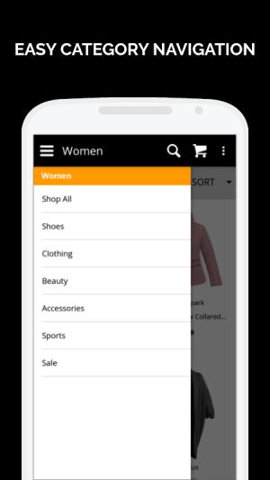 Zando Fashion Online Shopping 1.0.8.1 Screen 1