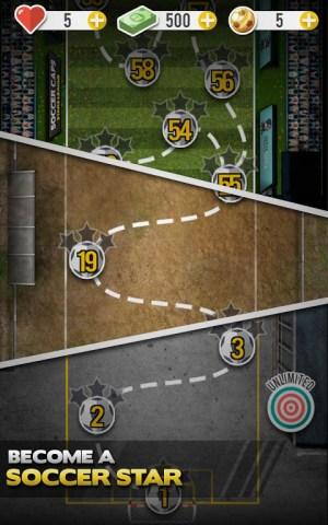 Strike Soccer 2018 Free Kick 3.8c Screen 1