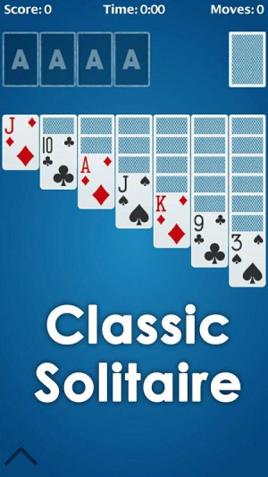 Solitaire Card Games Free 1.1 Screen 1