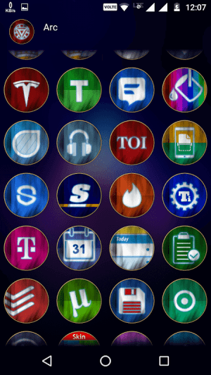Arc - Icon Pack 4.5 Screen 6