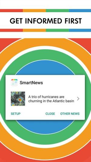 SmartNews: Local Breaking News 8.4.1 Screen 2