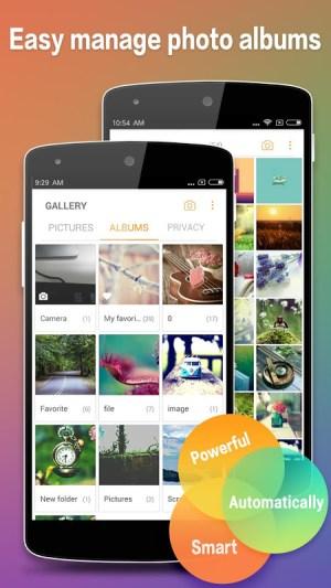 Photo Gallery & Album 2.0.2 Screen 1