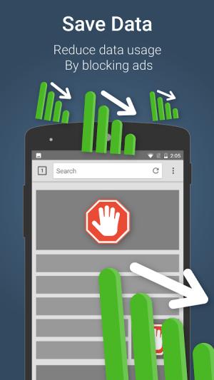 Android Ad Blocker Turbo Screen 2